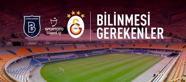 OPTA Facts | Medipol Başakşehir - Galatasaray