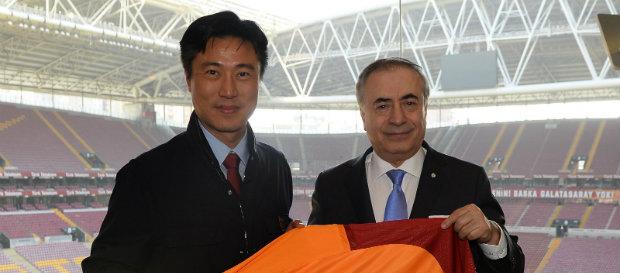 Galatasaray ile Phoenix Rising İşbirligine İmza Attı