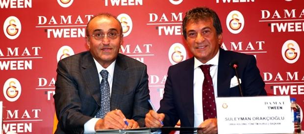 Damat Tween ile sponsorluk anlaşması imzalandı