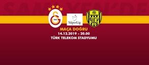 Maça Doğru | Galatasaray - MKE Ankaragücü