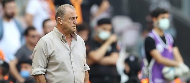 Teknik direktör Fatih Terim'den maç sonu açıklamalar