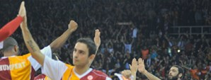 Maça Doğru: Montepaschi Siena - Galatasaray Medical Park