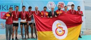 Büyükler Türkiye Kupası Şampiyonu Galatasaray