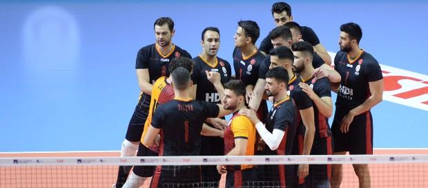 Afyon Belediye Yüntaş 0-3 Galatasaray HDI Sigorta