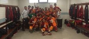 U19 Elit Ligi'nde Şampiyon Galatasaray
