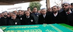 Talat Terim Binlerce İnsanın Katılımı ile Toprağa Verildi