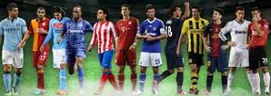 Burak Yılmaz UEFA Yılın Takımı'na Aday