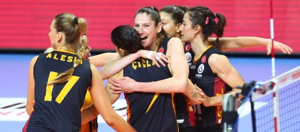 Türk Hava Yolları 2-3 Galatasaray HDI Sigorta