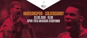 Maça doğru | Akhisarspor - Galatasaray