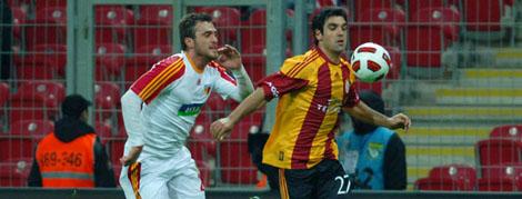 Galatasaray 1 – 1 Kayserispor