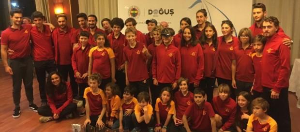 3. Fenerbahçe Doğuş Yelken Kupası'nda dereceler