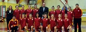 Küçük Kız | Basketbolun Yıldızları 31 – 55 Galatasaray