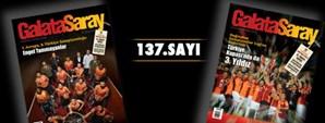 Galatasaray Dergisi 137. Sayısı Bayilerde