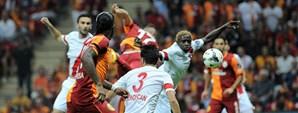 Galatasaray 2 - 1 Gaziantepspor