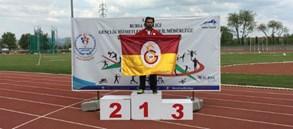 Atletizm sporcularımızdan 2 birincilik