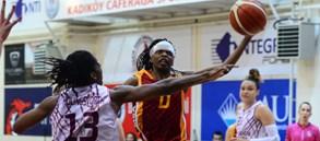 Galatasaray 81–87 Yakın Doğu Üniversitesi