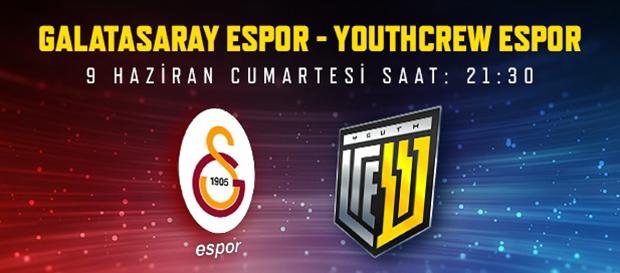 Maça doğru | Galatasaray – YouthCrew
