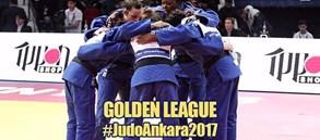 Judo Kadın Takımımız Golden League'de yarışacak