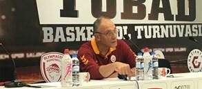 Gaziantep Basketbol maçının ardından açıklamalar