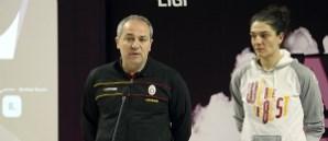 TKBL Spor-Toto Play-Offları Basın Toplantısı Düzenlendi