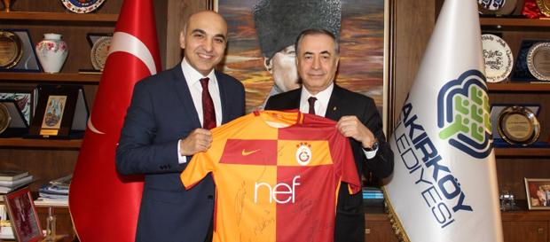 Başkanımız Mustafa Cengiz'den Bakırköy Belediyesi'ne ziyaret
