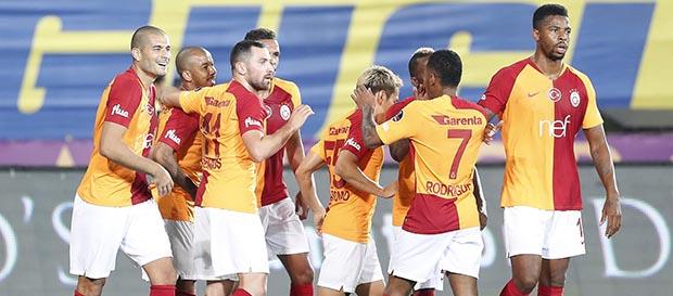 MKE Ankaragücü 1-3 Galatasaray