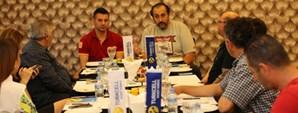 Sedat İncesu KKTC Basınıyla Bir Araya Geldi