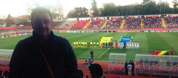 Galatasaray Güney Amerika'da Genç Yetenek Avında