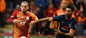 Galatasaray 1-2 Başakşehir