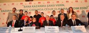 Galatasaray'dan Özel Sporculara Çok Özel Destek
