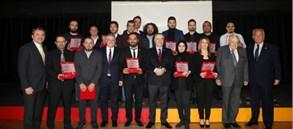 Sarı Kırmızı Kareler ödül töreni düzenlendi