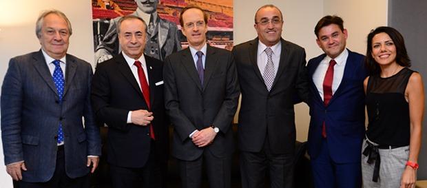 Büyükelçi Fries'tan Yönetimimize Ziyaret
