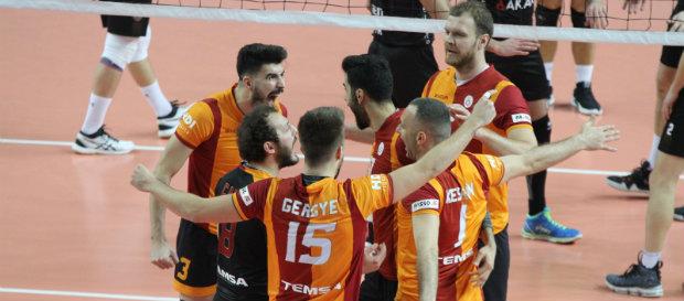 Galatasaray 3-2 Jeopark Kula Belediye