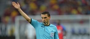 SL Benfica maçının hakemi Ovidiu Hategan