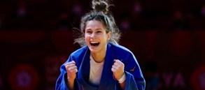 Judocumuz Gülkader Şentürk 2020 Tokyo Olimpiyat Oyunları'nda