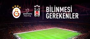 OPTA FACTS | Galatasaray-Beşiktaş