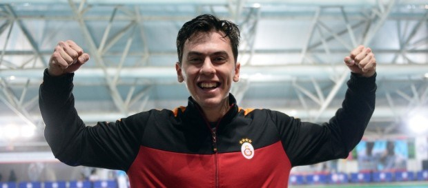 Berkay Ömer Öğretir Avrupa Büyükler Yüzme Şampiyonası'nda finalde