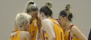 Galatasaray 54–75 Çukurova Basketbol