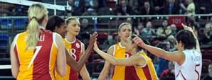 Galatasaray 3 - 1 IBA Kimya TED Kolejliler