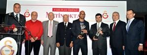 Metin Oktay Fair Play Ödülü
