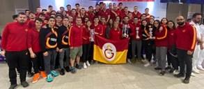 Türkiye Kulüpler Arası Kısa Kulvar Genç ve Açık Yaş Yüzme Şampiyonası'nda dereceler