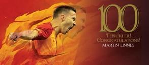 Martin Linnes ile 100. Maç
