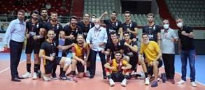 Galatasaray HDI Sigorta 3-0 Ziraat Bankkart