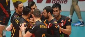 Fakel Novy Urengoy 3-0 Galatasaray HDI Sigorta