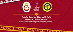 Galatasaray - Çankaya Üniversitesi maçı biletleri satışa çıktı!