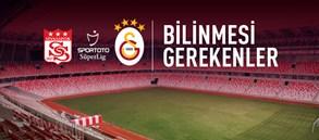 OPTA FACTS | DG Sivasspor-Galatasaray
