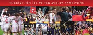 Galatasaray Dergisi'nden UEFA Kupası Hatıra Posteri