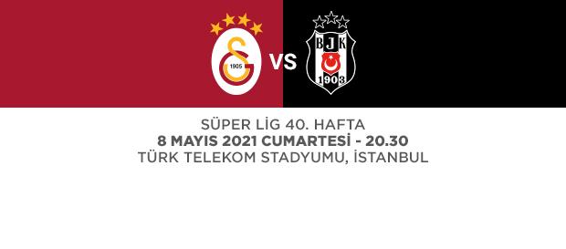 Maça Doğru   Galatasaray - Beşiktaş