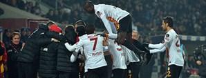 Sivasspor 1–3 Galatasaray