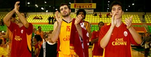 Hazırlık Maçı: Galatasaray Cafe Crown: 80 – Antalya BŞB: 77